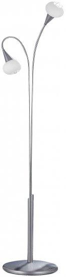 Aldex 359a Ania srebro Stojací lampa + 3 roky záruka ZDARMA!