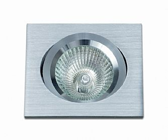 BPM 3021 Aluminio Plata vestavné bodové svítidlo 12v + 3 roky záruka ZDARMA!