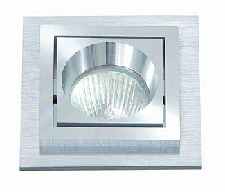 BPM 3070 Aluminio Plata vestavné bodové svítidlo 12v + 3 roky záruka ZDARMA!
