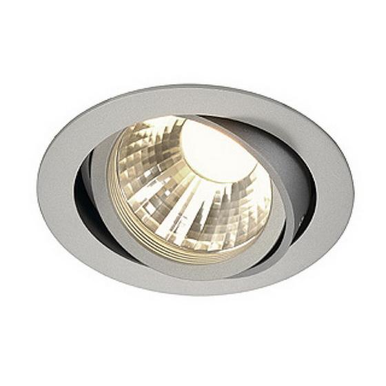 BIG WHITE LA 113591 LED DISK vestavné bodové svítidlo 230v + 3 roky záruka ZDARMA!