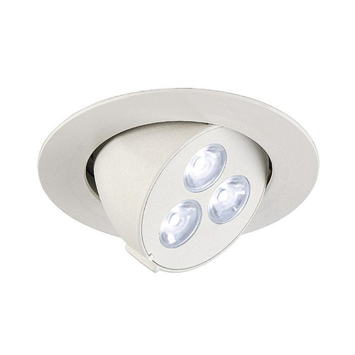 BIG WHITE LA 113602 LED vestavné bodové svítidlo 230v + 3 roky záruka ZDARMA!