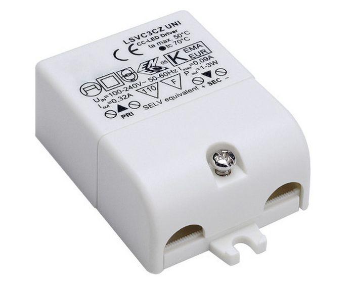 BIG WHITE LA 464108 LED trafa, zdroje a napájení + 3 roky záruka ZDARMA!