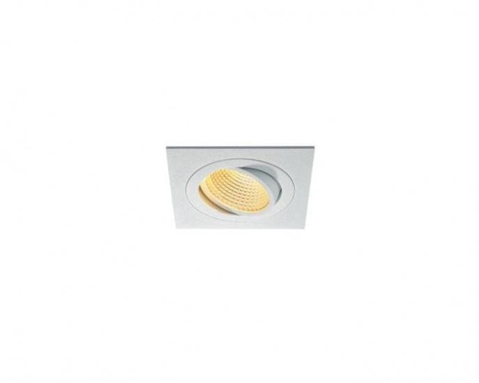 BIG WHITE LA 114241 NEW TRIA LED vestavné bodové svítidlo 230v + 3 roky záruka ZDARMA!