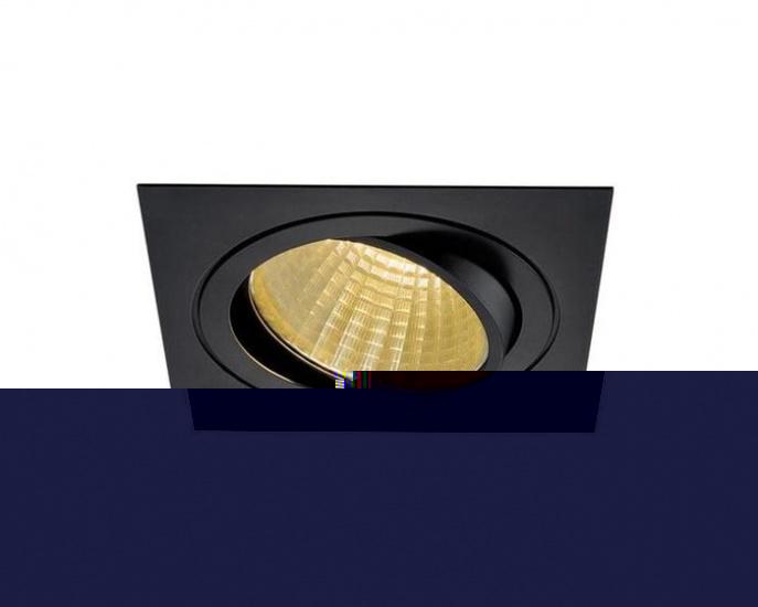 BIG WHITE LA 114296 NEW TRIA LED Vestavné bodové svítidlo 230V + 3 roky záruka ZDARMA!