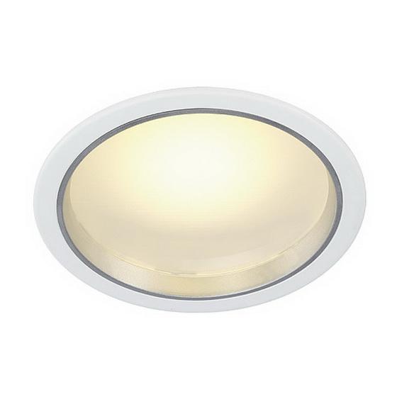 BIGWHITE LA 160471 LED DOWNLIGHT Vestavné bodové svítidlo 12V + 3 roky záruka ZDARMA!