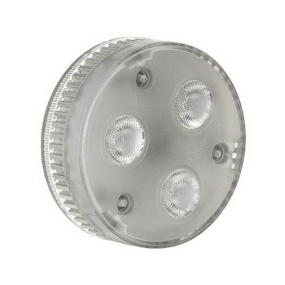 BIG WHITE LA 550092 LED žárovka GX53 230W