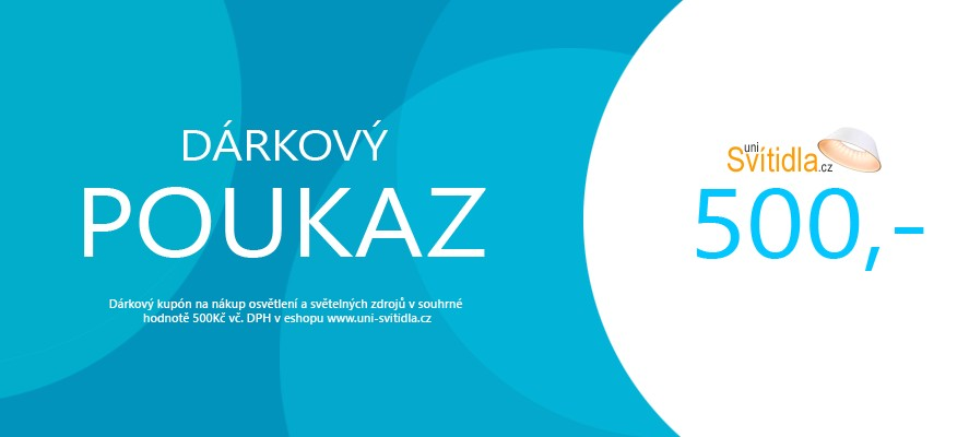 KANLUX DARKOVY_KUPON_1000 Nástěnné/stropní svítidlo + 3 roky záruka ZDARMA!