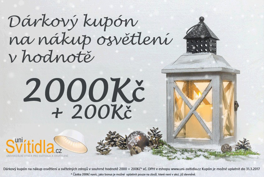 KANLUX DARKOVY_KUPON_2000 Nástěnné/stropní svítidlo + 3 roky záruka ZDARMA!