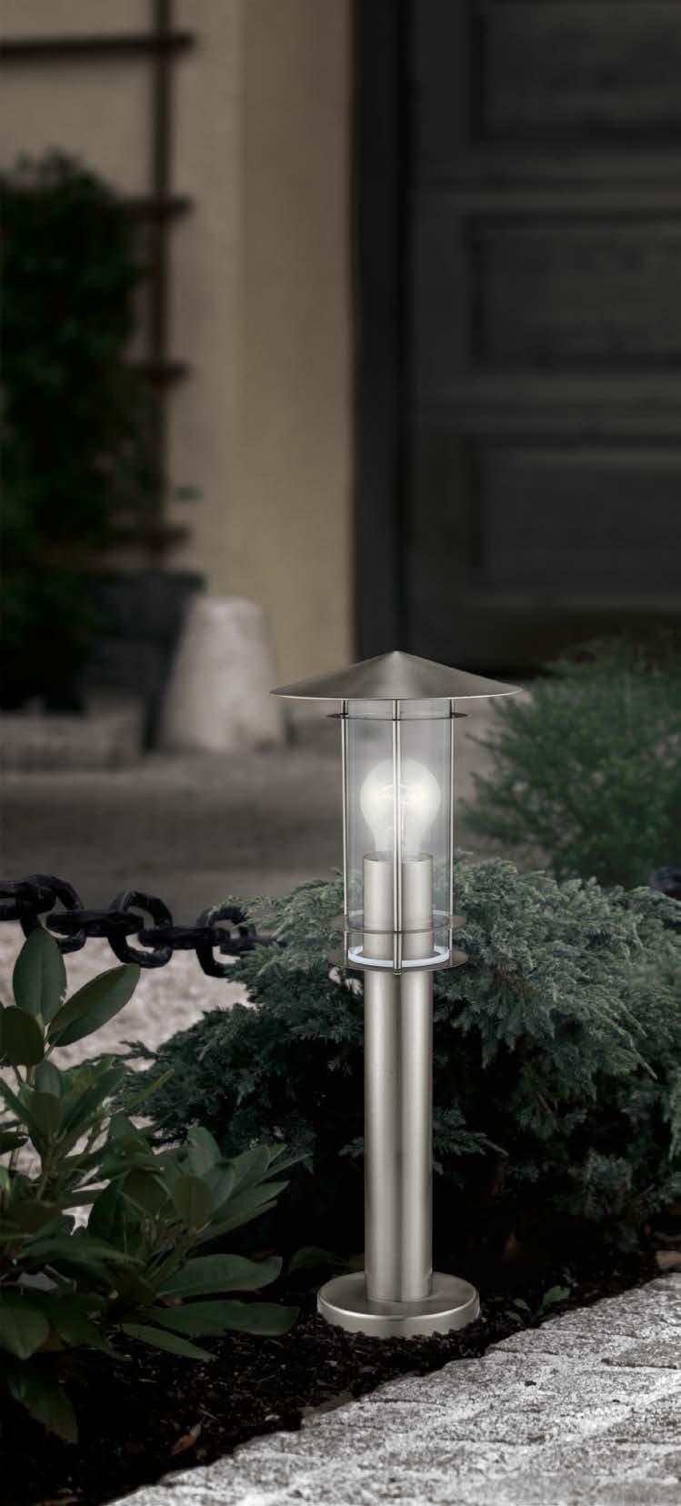 EGLO 30185 LISIO venkovní svítidlo nástěnné nejen ke schodům, na terasu
