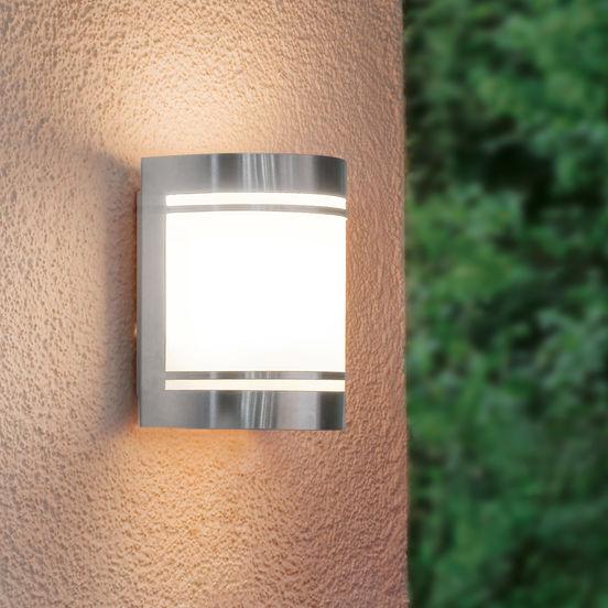 EGLO 30191 CERNO venkovní svítidlo nástěnné nejen před dům, na dům, na cestu