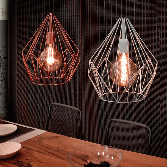 EGLO 49258 CARLTON lustr nejen k jídelnímu stolu