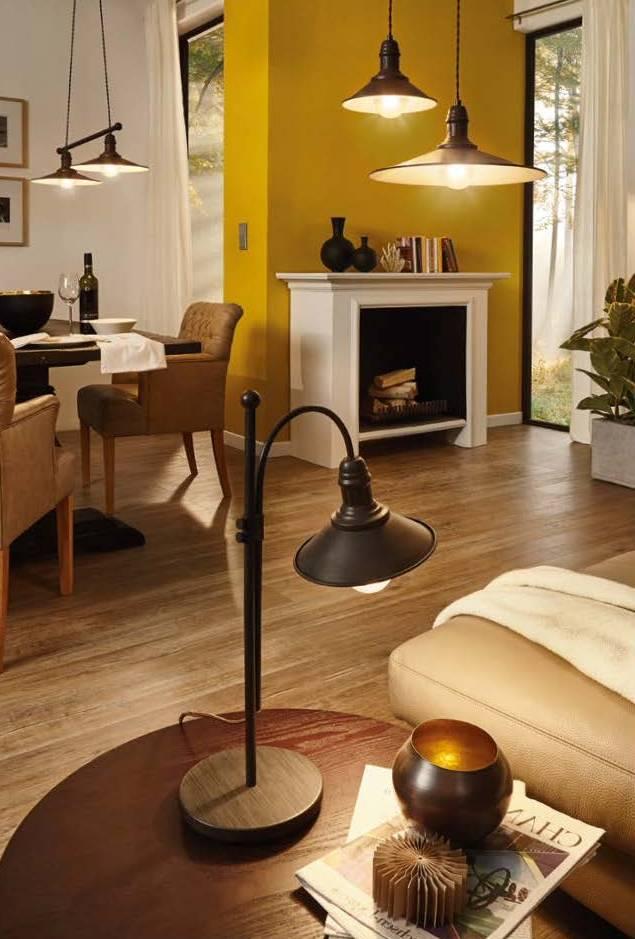 EGLO 49457 STOCKBURY lustr nejen do kuchyně, jídelny