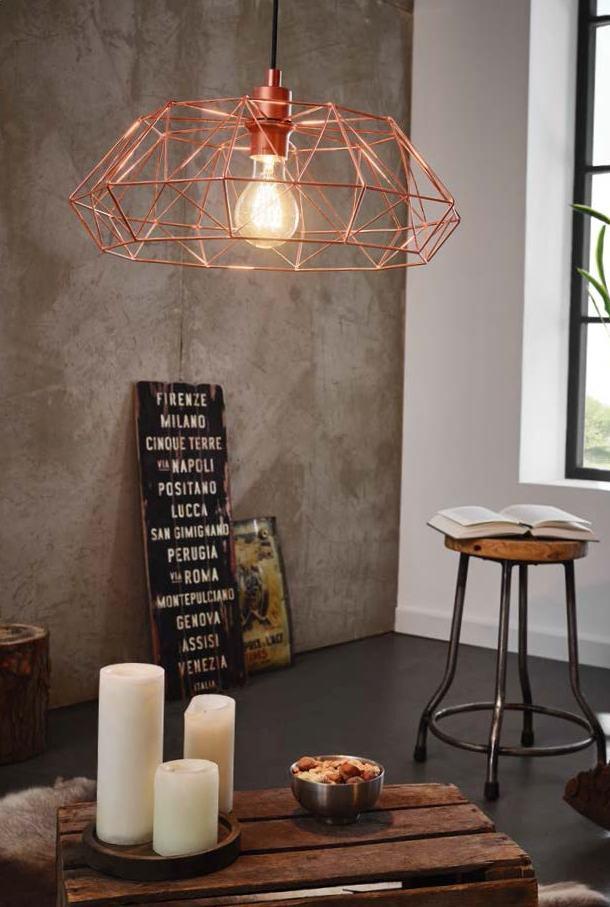 EGLO 49488 CARLTON 2 lustr nejen do kuchyně, jídelny