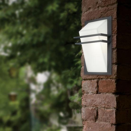 EGLO 83433 PARK venkovní svítidlo nástěnné nejen ke schodům, na terasu