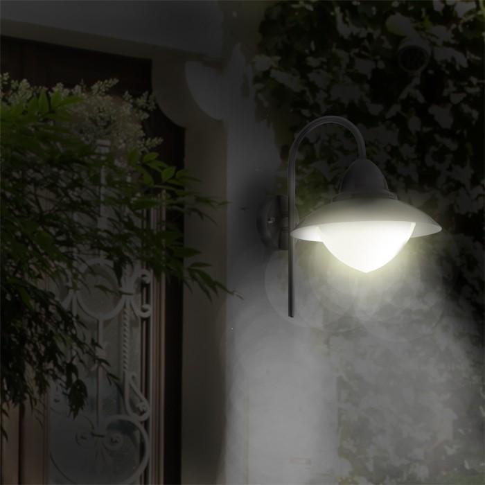 EGLO 83966 SIDNEY venkovní svítidlo nástěnné nejen ke schodům, na terasu