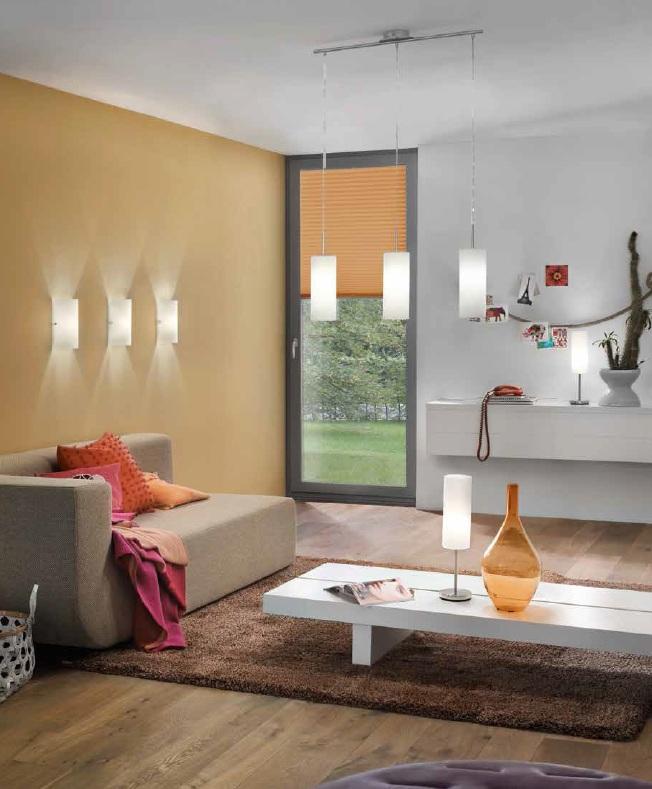 EGLO 85981 TROY 3 stolní lampa nejen do obýváku