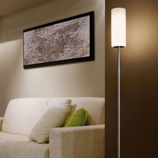 EGLO 85982 TROY 3 stojací lampa nejen do obýváku