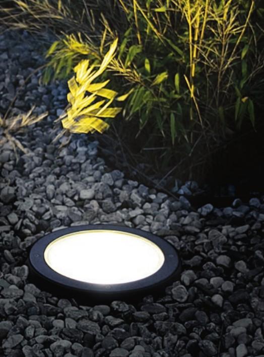 EGLO 86188 RIGA 3 pojezdové/zemní svítidlo nejen na zahradu