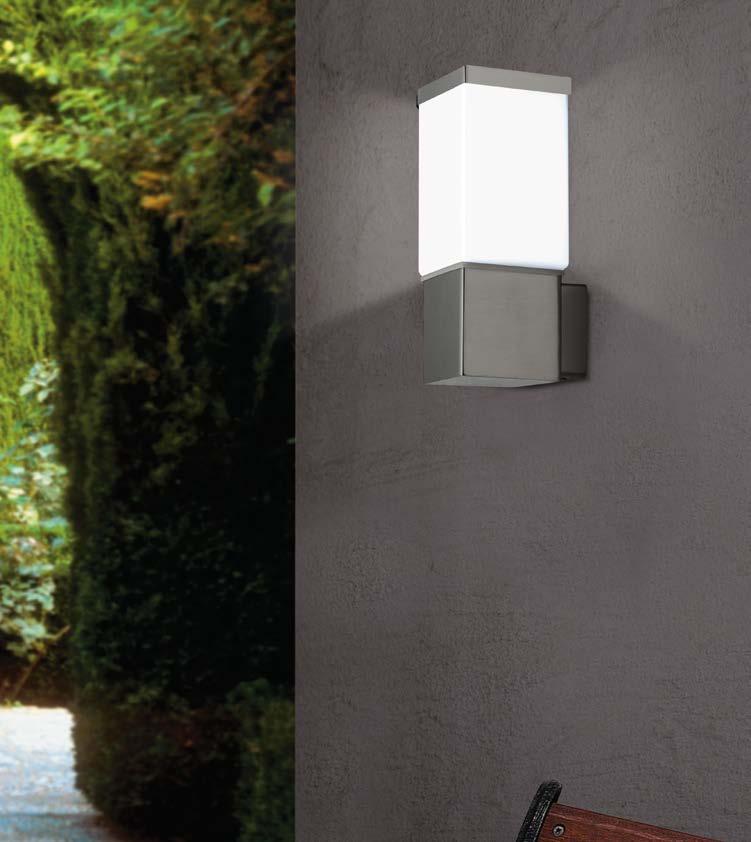 EGLO 86387 CALGARY venkovní svítidlo nástěnné nejen před dům, na dům, na cestu