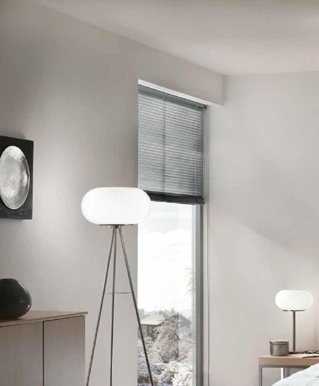 EGLO 86816 OPTICA stolní lampa nejen do ložnice