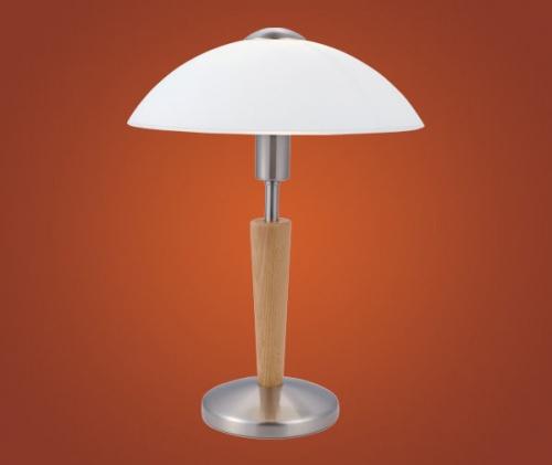 EGLO 87256 SOLO 1 stolní lampa nejen do ložnice