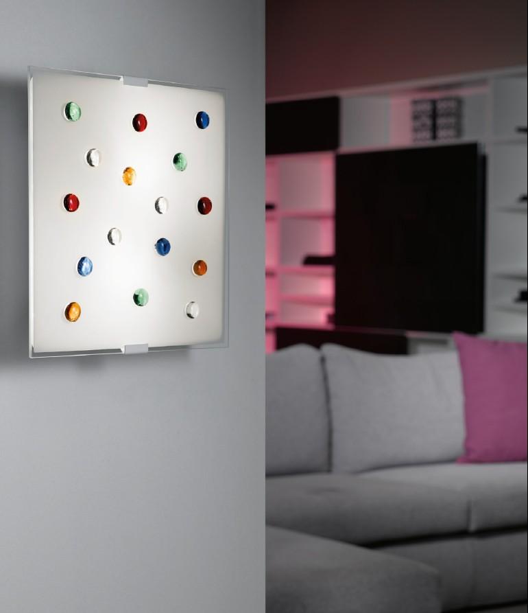 EGLO 87306 SANTIAGO 1 přisazené svítidlo nejen do obýváku