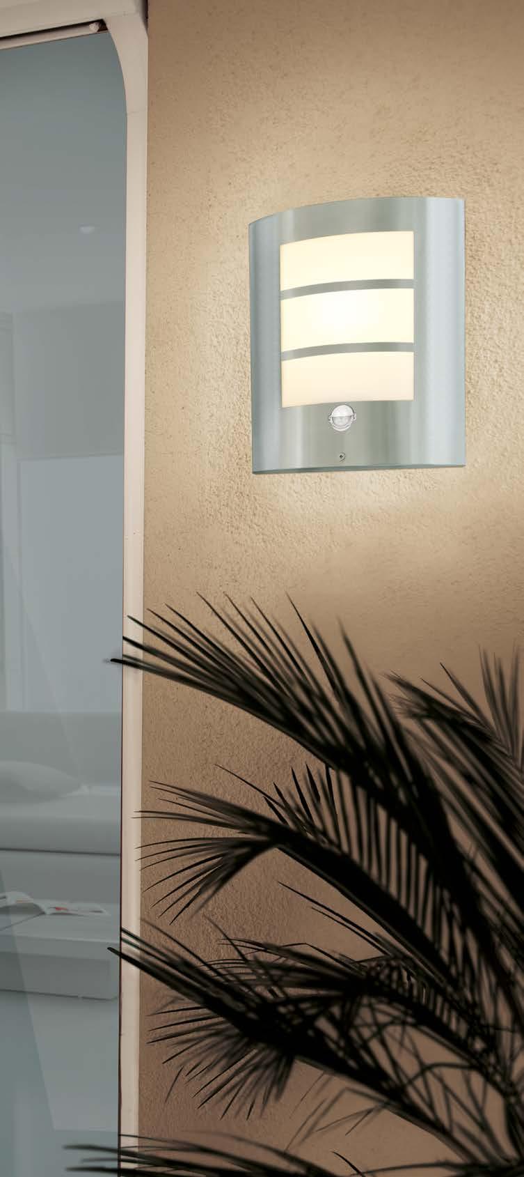 EGLO 88142 CITY venkovní svítidlo nástěnné nejen před dům, na dům, na cestu