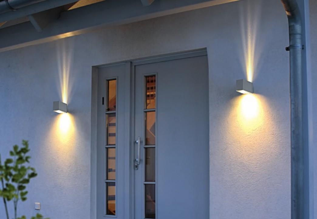 EGLO 88572 TABO 1 venkovní svítidlo nástěnné nejen ke schodům, na terasu