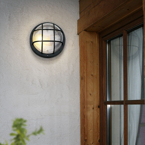 EGLO 88803 ANOLA venkovní svítidlo nástěnné nejen ke schodům, na terasu