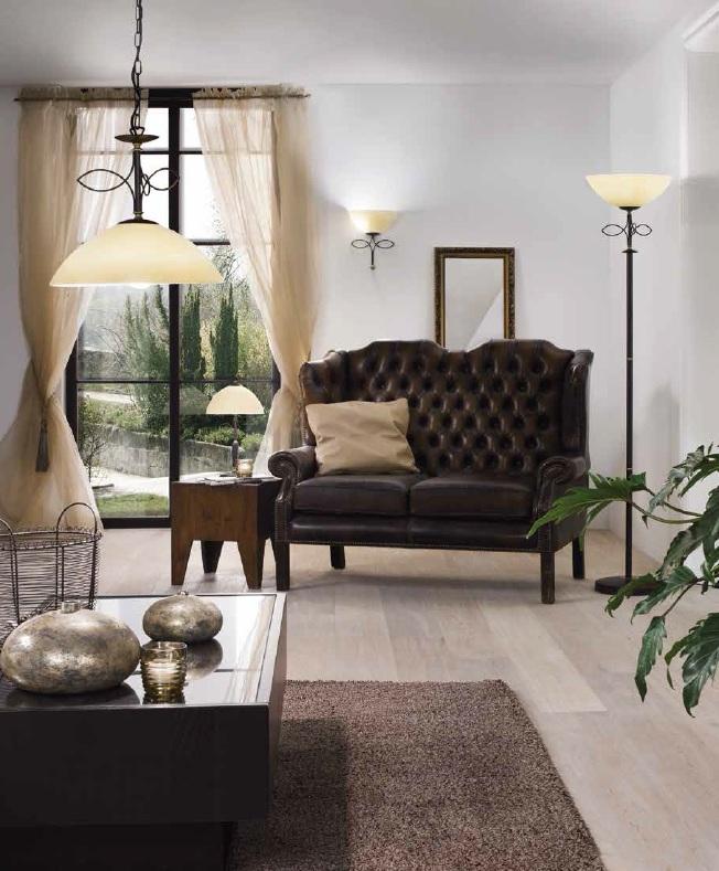 EGLO 89137 BELUGA stojací lampa nejen do ložnice