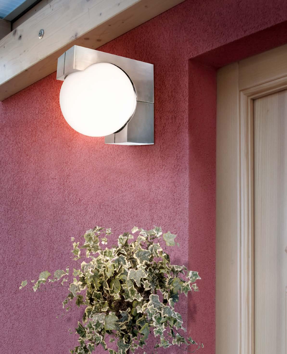 EGLO 89314 OHIO venkovní svítidlo nástěnné nejen před dům, na dům, na cestu