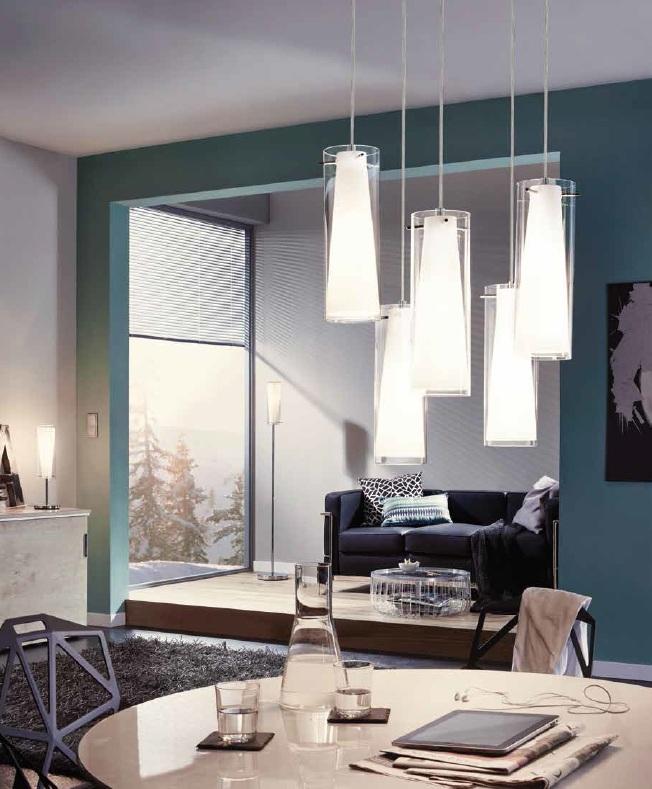 EGLO 89835 PINTO stolní lampa nejen do obýváku