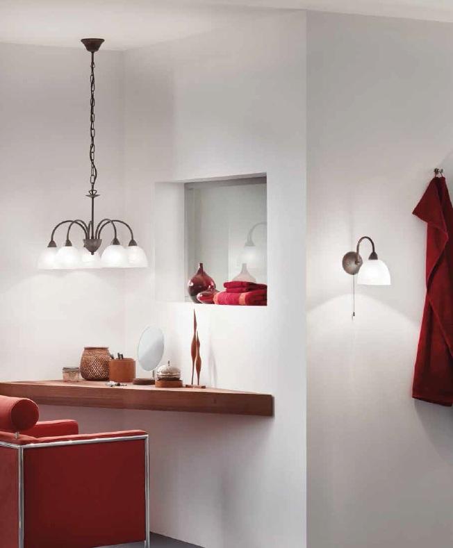 EGLO 89898 DIONIS nástěnné svítidlo nejen na chalupu
