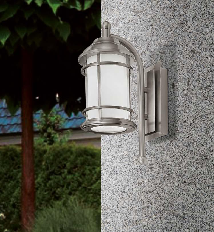 EGLO 90208 PORTICI venkovní svítidlo nástěnné nejen před dům, na dům, na cestu