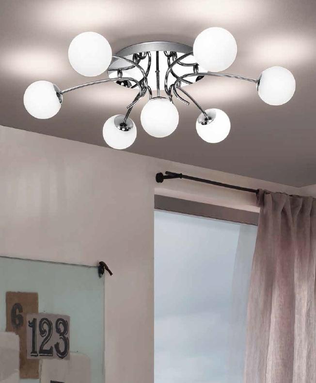 EGLO 90458 GAMBO stropní svítidlo nejen do ložnice