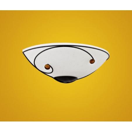 EGLO 90572 SCARLETH nástěnné svítidlo nejen na chalupu