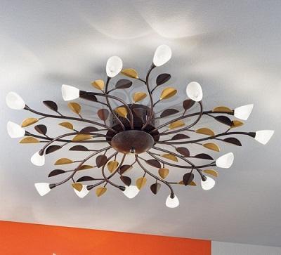 EGLO 90737 CAMPANIA stropní svítidlo nejen do obýváku