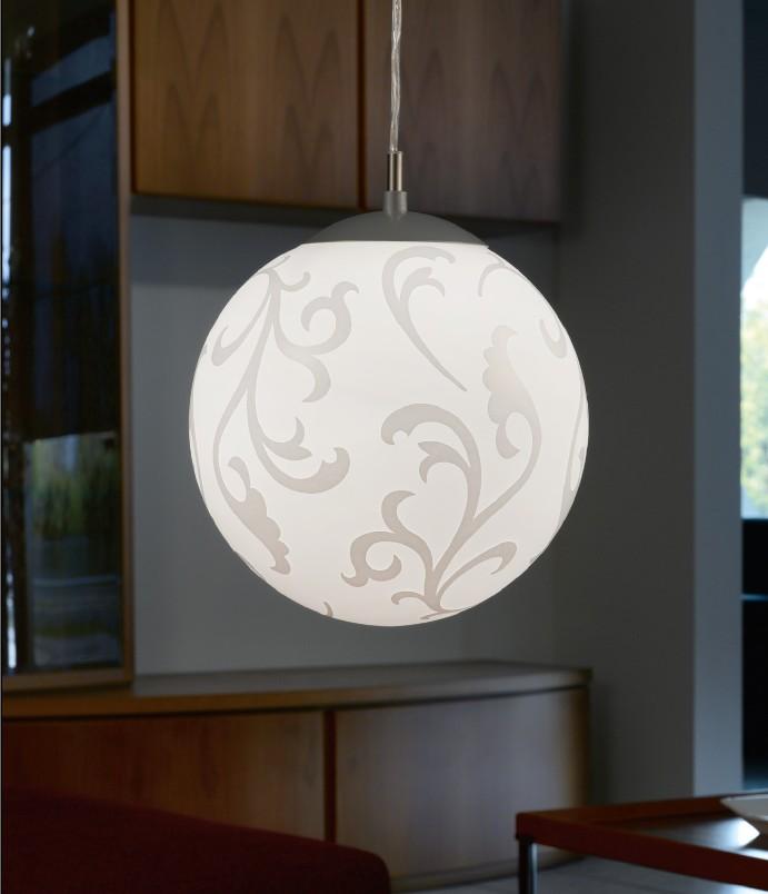 EGLO 90743 REBECCA lustr nejen k jídelnímu stolu