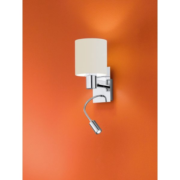 EGLO 90925 HALVA nástěnné svítidlo nejen do ložnice