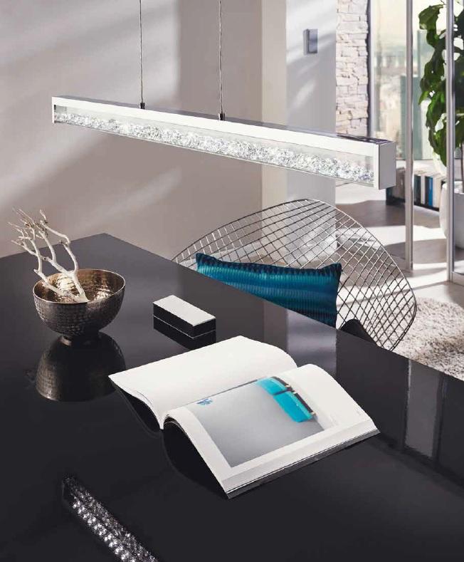 EGLO 90929 CARDITO lustr nejen k jídelnímu stolu