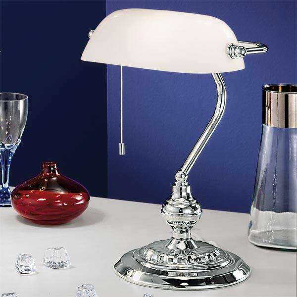 EGLO 90968 BANKER pracovní lampička nejen do kanceláře
