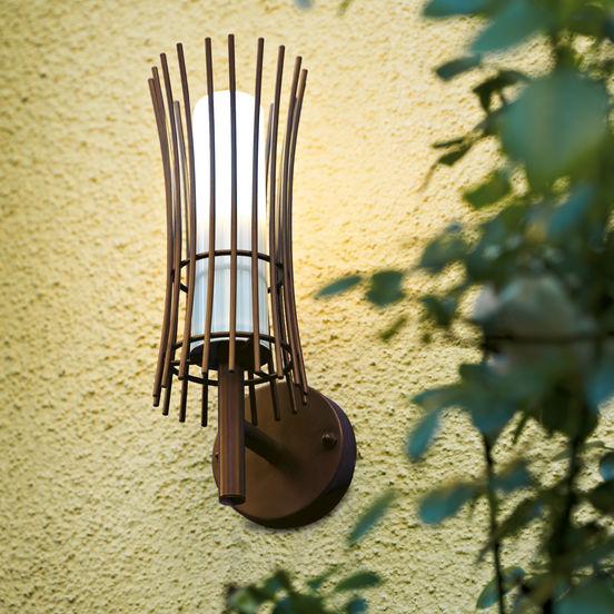 EGLO 91121 RAIANO venkovní svítidlo nástěnné nejen před dům, na dům, na cestu