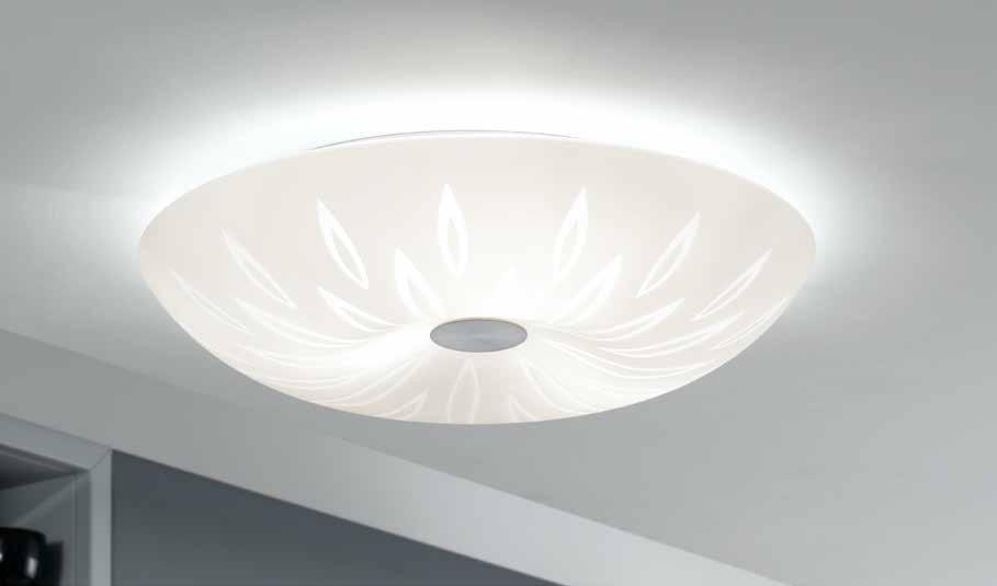 EGLO 91168 CRATER přisazené svítidlo nejen do ložnice