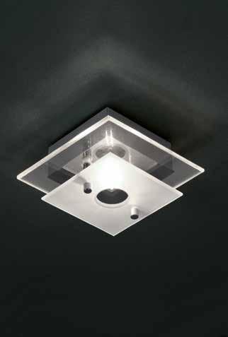 EGLO 91197 BANTRY přisazené svítidlo nejen do obýváku