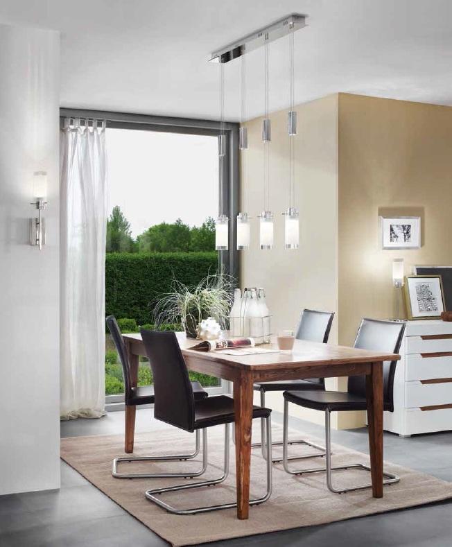 EGLO 91547 AGGIUS nástěnné svítidlo nejen k jídelnímu stolu