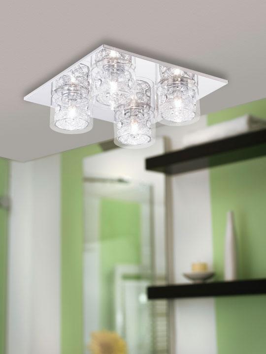 EGLO 91733 PIANELLA stropní svítidlo nejen do kuchyně, jídelny