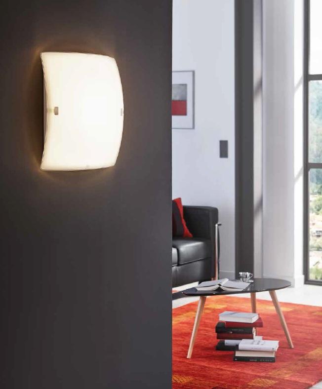 EGLO 91851 LED BORGO 2 přisazené svítidlo nejen do ložnice