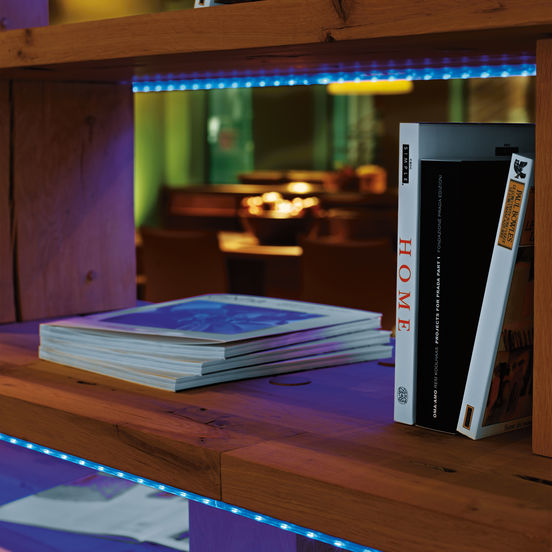 EGLO 92047 LED páska 0.8m 2X1,2 (2X15 LED)W bílá