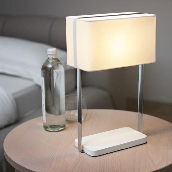 EGLO 92069 JAMELA stolní lampa nejen do obýváku