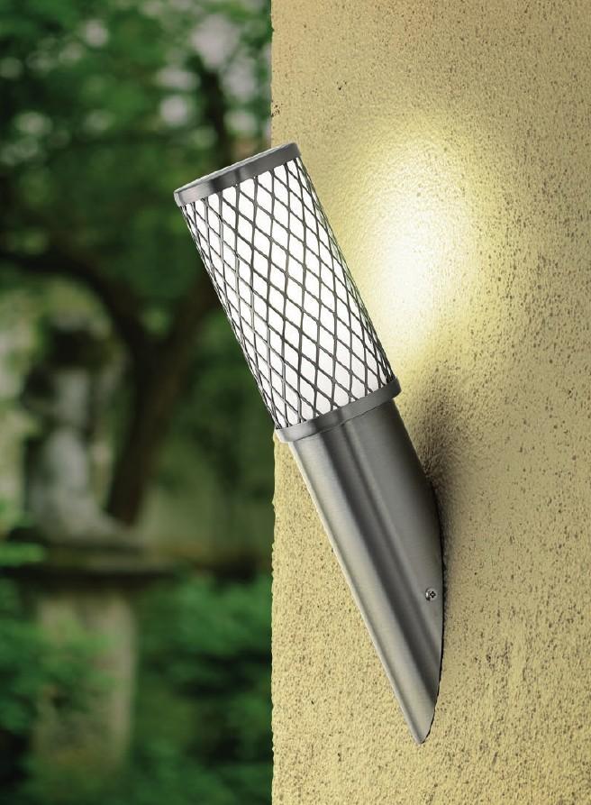 EGLO 92335 CADIZ 1 venkovní svítidlo nástěnné nejen ke schodům, na terasu